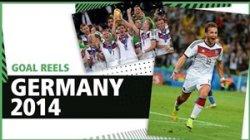 گلهای تیم ملی آلمان در جام جهانی 2014
