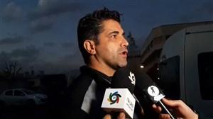 قربانی: قبل از استقلال پیشکسوت تیم ملی هستم