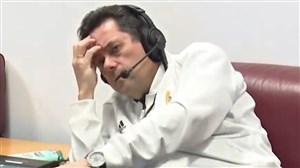 واکنش های توماس رونسرو به شکست رئال مادرید
