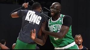 خلاصه بسکتبال بوستون سلتیکس - اورلندومجیک