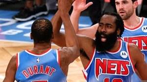 خلاصه بسکتبال بروکلین نتس - اورلندو مجیک