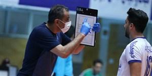 مقدم سرمربی موقت تیم والیبال شهرداری قزوین