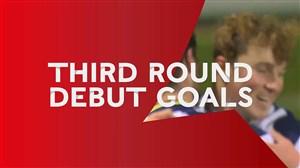 اولین گل بازیکنان جدید در دور سوم جام حذفی انگلیس