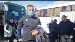 ورود کاروان استقلال به استادیوم یادگار امام