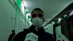 هاشمینسب: یکی از مربیان پرسپولیس بیاحترامی کرد