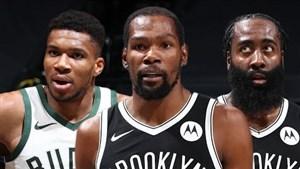 خلاصه بسکتبال بروکلین نتس - میلواکی باکس