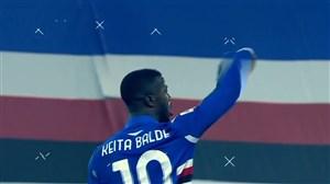 درخشش کیتا بالده در فصل 2020/21 با پیراهن سمپدوریا