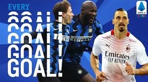 مرور بازیهای هفته هجدهم سری آ ایتالیا
