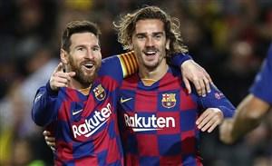 بارسلونا با 2 کابوس تمام نشدنی برابر حریف مادریدی