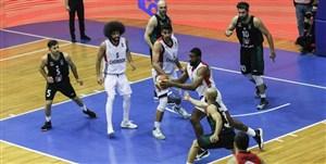 لیگ برتر بسکتبال؛پیروزی مس مقابل نیروی زمینی