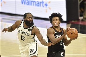 خلاصه بسکتبال کلیولند کاوالیرز - بروکلین نتس
