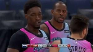 خلاصه بسکتبال تورنتو رپترز - میامی هیت