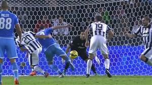 قهرمانی ناپولی در سوپرکاپ ایتالیا 2014 و برد برابر یوونتوس