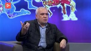 روزی فتح الله زاده حق فوتبال ایران را از AFC گرفت