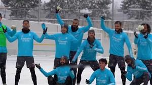لحظات جالب و خندهدار در رئال مادرید