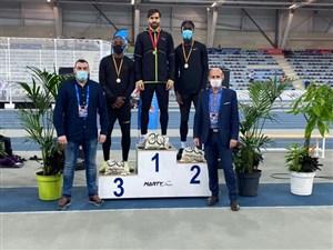 قهرمانی سریعترین مرد ایران در میراماس