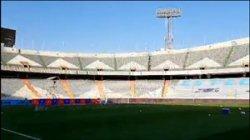ورزشگاه آزادی در فاصله کمتر از یک ساعت دیدار استقلال سایپا
