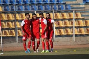 پیروزی تراکتور مقابل گلگهر با فوتبال اقتصادی