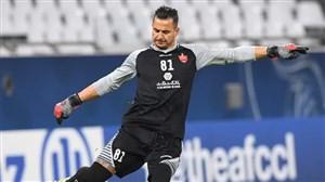 حامد لک بهترین بازیکن لیگ قهرمانان آسیا شد