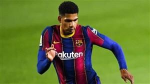 بارسلونا برای قهرمانی لالیگا مبارزه می کند