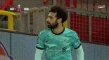 گل اول لیورپول به منچستریونایتد ( محمد صلاح )
