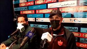 گلمحمدی: فردا بازی سختی داریم