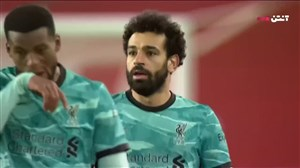 گل دوم لیورپول به منچستریونایتد ( دبل محمد صلاح )