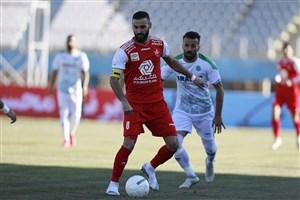 احمد نور؛ بی تاب چهارمین گل فصل (عکس)