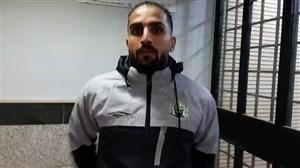 حامد پاکدل: بردن پرسپولیس کار سادهای نیست