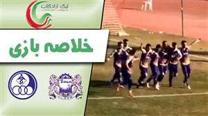 خلاصه بازی هوادار 1 - استقلال خوزستان 0