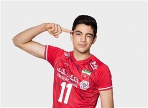 فرش قرمز ایتالیاییها برای پدیده 18 ساله ایرانی