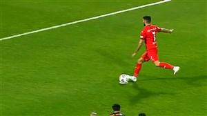گلزنی مهرداد محمدی برای العربی مقابل ام صلال
