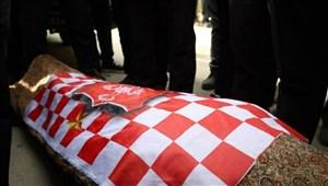 حواشی روز خداحافظی اهالی فوتبال با مرحوم میناوند