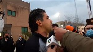 قلیچ خانی: اظهارات پیروز قربانی متناقض است