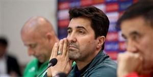 توضیحات ناظمالشریعه در خصوص اردوی تیم ملی