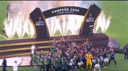 فینال لیبرتادورس؛ پالمیراس، قهرمان قاره