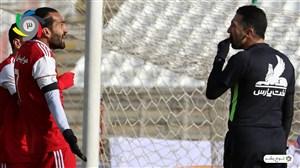 شادی بالیوودی روی اعصاب کاپیتان مسعود (عکس)