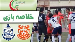خلاصه بازی مس کرمان 1 - ملوان 0