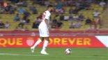 5 گل برتر موناکو برابر نیم المپیک