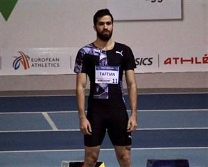 رقیبان تفتیان در دوی ۱۰۰ متر مشخص شدند