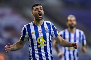 طارمی در ترکیب منتخب ماه فوتبال پرتغال