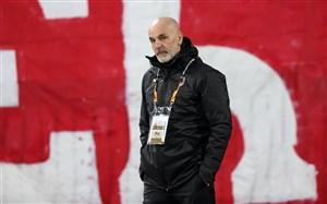 استفانو پیولی: حق میلان پیروزی بود