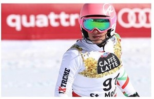 ملیپوش اسکی زنان: با مردان رقابت میکنم