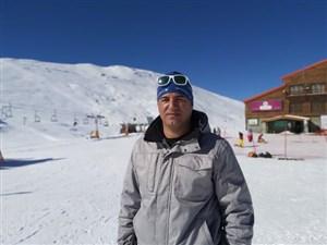 سرمربی تیم ملی اسکی آلپاین: یخ گریبانمان را گرفت