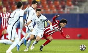 اتلتیکو 0 - 1 چلسی؛ پیروزی بزرگ در بخارست