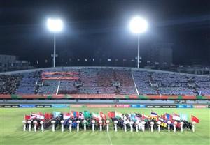 فوتبال دانشجویان ملتهای آسیا برگزار میشود