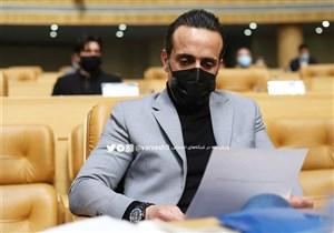 «نه» بزرگ علی کریمی به بازگشت به عرصه مربیگری
