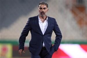 بازگشت محمود فکری به فوتبال پس از سه هفته (عکس)