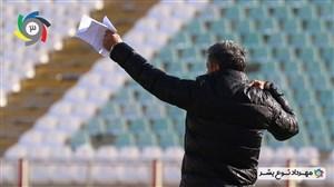 ارتباط ترکی خطیبی با بازیکنان تراکتور
