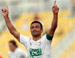امید ابراهیمی در ترکیب منتخب فصل لیگ قطر